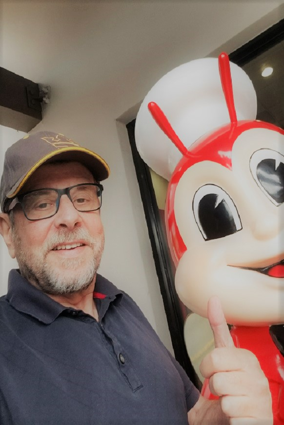 founder of system451 with client icon of jollibee